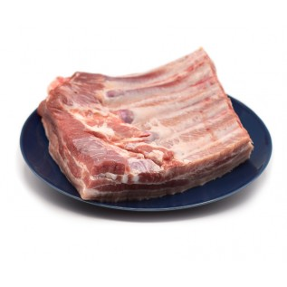 Pork Belly With Ribs No Skin
