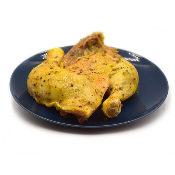 Chicken Legs in BBQ Sauce